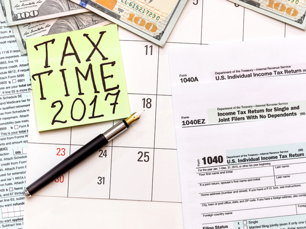 Keep Your Cool on Tax Day